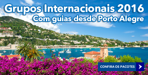 Grupos Internacionais 2016