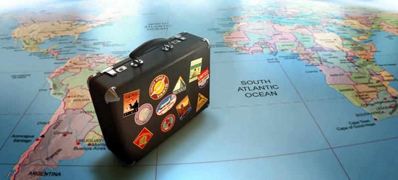 Tire suas duvidas sobre o que pode ou não levar e o peso permitido de suas bagagens na hora de viajar!