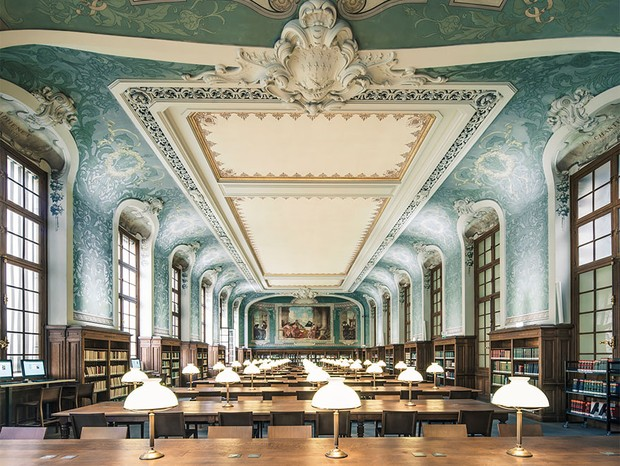 As 9 bibliotecas mais lindas do mundo